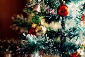 Christmas lights Arbury Court