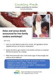 Family cookery club