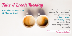 Community Networking event